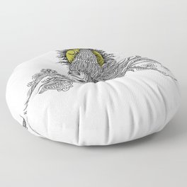 Shiva Moon Floor Pillow