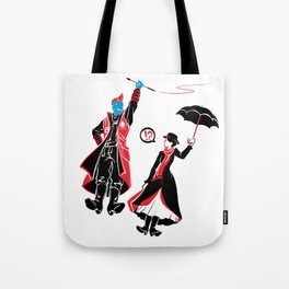 I'm Marry Poppins y'all! Tote Bag