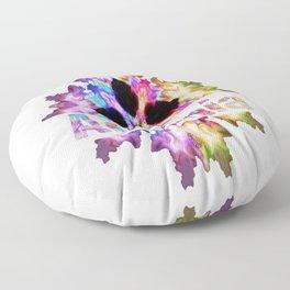 Armenia gift tie dye watercolor  Floor Pillow