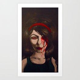 vampy Art Print