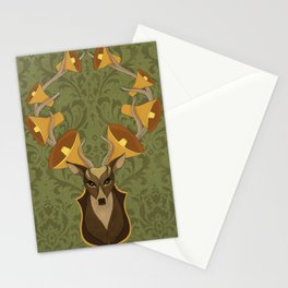 Horns Stationery Cards