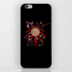 Sensei Pepper's Martial Arts Club Band iPhone & iPod Skin