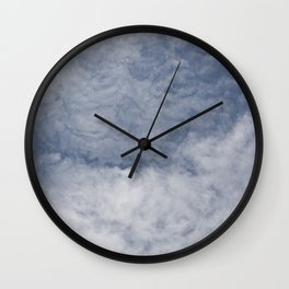 Rift in the Clouds Wall Clock