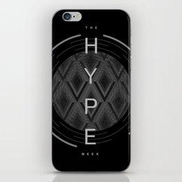 Hype week 01   Geometric Series by HyperVoid iPhone Skin