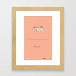 Baby Art Print Framed Art Print