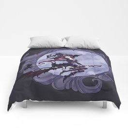 Flying Witches Comforters