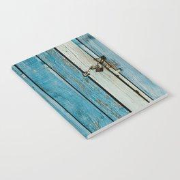 Blue Door Notebook