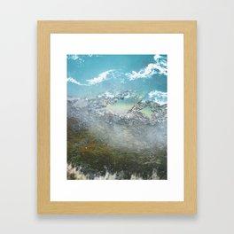 Niagara Falls I, 2016 Framed Art Print