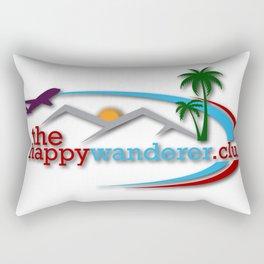 The Happy Wanderer Club Rectangular Pillow
