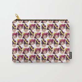 Iconic Headdresses - West Sumatra Carry-All Pouch