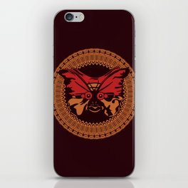 Puppet Butterfly iPhone Skin
