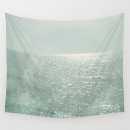 The Silver Sea Wall Tapestry