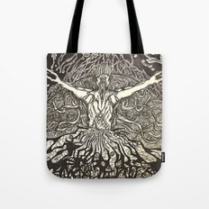 Present During All Creation Tote Bag