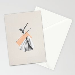 Geometric 1 Stationery Cards