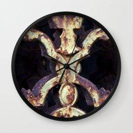 Metalwork I Wall Clock