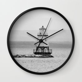 The Grand Lighthouse - Hamptons Style Wall Clock
