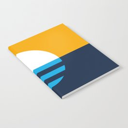 The People's Flag of Milwaukee Notebook