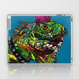 Punk Iguana Laptop & iPad Skin