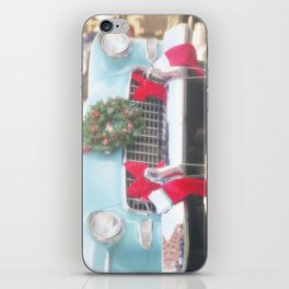 Holiday Cruisin' iPhone Skin
