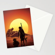 A Force Awakens Stationery Cards