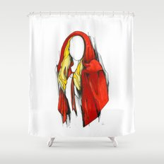 Valerie Shower Curtain