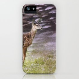 Fawn on the McKenzie, No. 6 iPhone Case