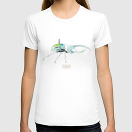 Dynastes Wirelessus Beetle T-shirt