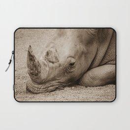 Rhino Sleeping Laptop Sleeve