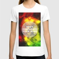 reggae T-shirts featuring Reggae Galaxy by Pancho the Macho
