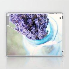 lavender bouquet Laptop & iPad Skin
