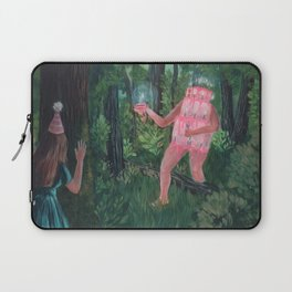 Here comes the Birthday Cake Laptop Sleeve