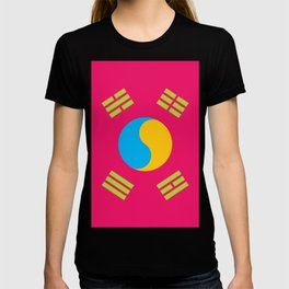 Neon Nation SOUTH KOREA T-shirt