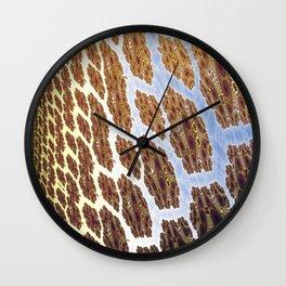 Fractal Abstract 83 Wall Clock