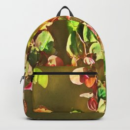 Funny water plants Backpack