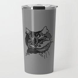 Cat Zzz 2 Travel Mug