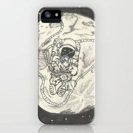 Moon's son iPhone Case