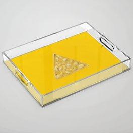 Tortilla Chip Acrylic Tray