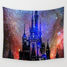 Fantasy Disney. Nebulae Wall Tapestry