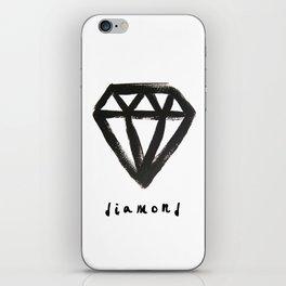 DIAMOND 3 iPhone Skin