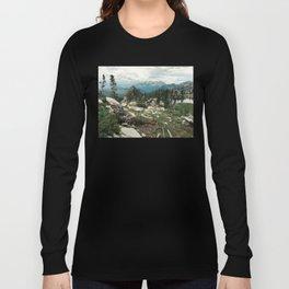 Utah Alpine Long Sleeve T-shirt