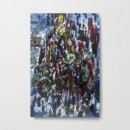 SHREE ART 3 Metal Print