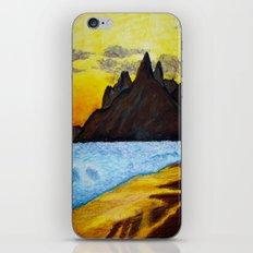 Sunset Beach iPhone & iPod Skin