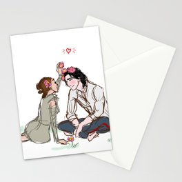 Ben Solo in Love Stationery Cards