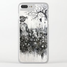 Symbiose Clear iPhone Case