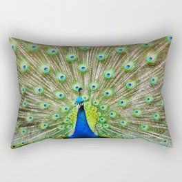 Let me see your Peacock Rectangular Pillow