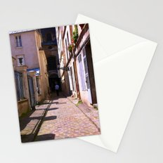 Paris Streets Stationery Cards