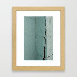 Ambient Power (with a touch of Texture) Framed Art Print