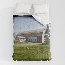 Grange & Outardes - Bienvenue Comforters