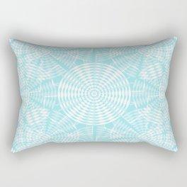 Tear drop Mandala Rectangular Pillow