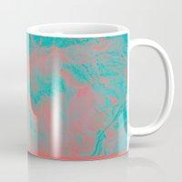 underwater Mugs featuring underwater by JG-DESIGN